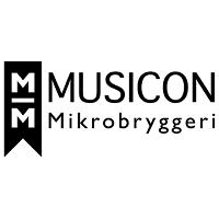 Musicon mikrobryggeri logo