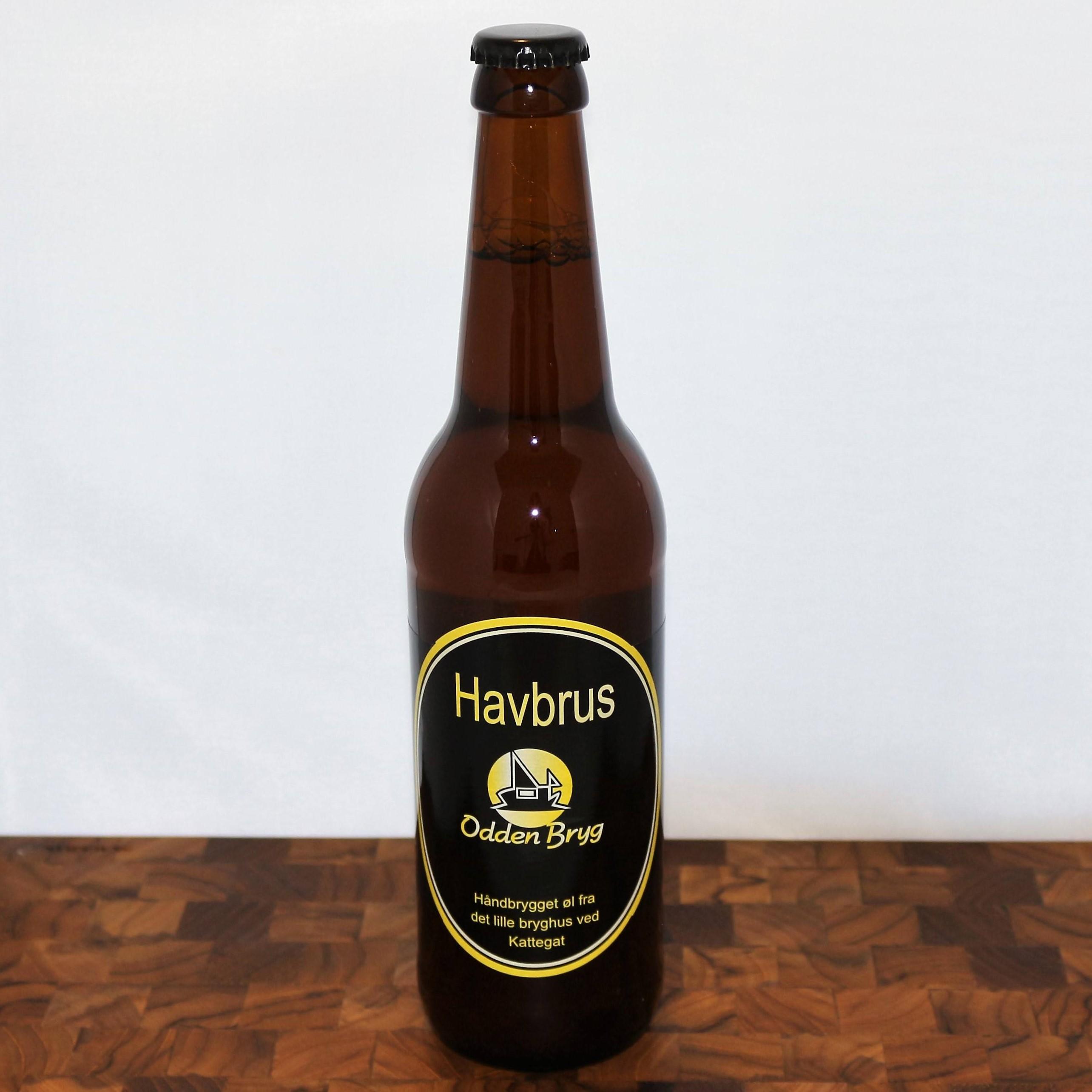 Odden Bryg Havbrus øl