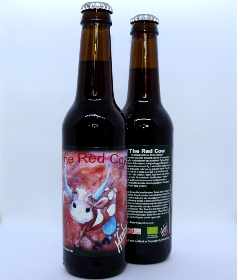 The Red Cow Brown Ale - Hornbeer