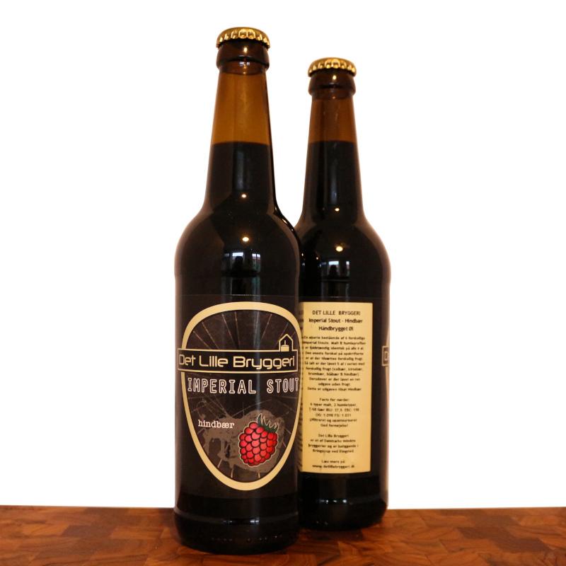 Imperial-Stout-Hindbær-Det-Lille-Bryggeri