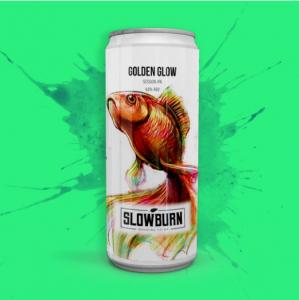 Golden Glow - Session IPA - Slowburn