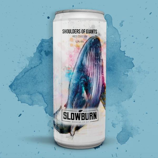 Shoulders Of Giants - IPA - Slowburn
