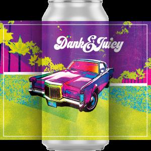 Dank & Juicy - IPA - Dry & Bitter