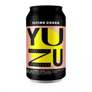 YUZU - Berliner Weisse - Flying Couch