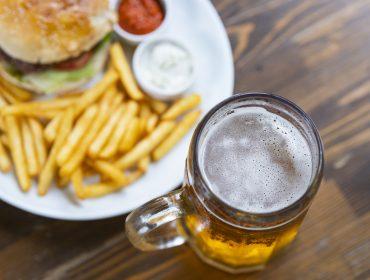 øl til mad
