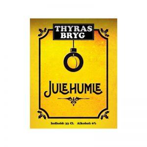 JuleHumle_Pale_Ale_Thyras_Bryg