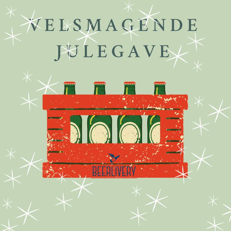 Øl julegave