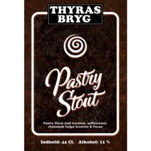 Pastry Stout Thyras Bryg