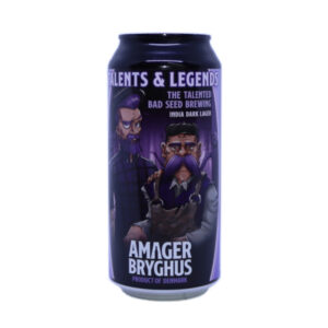 Talents_&_Legends_Bad_Seed_Brewing_India_Dark_Lager_Amager_Bryghus